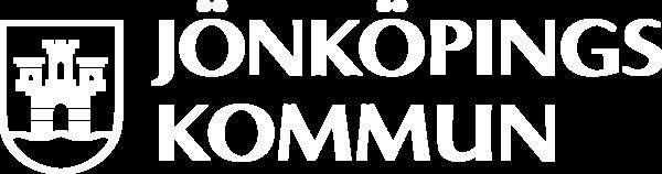 Jonkopings kommun logotyp vit