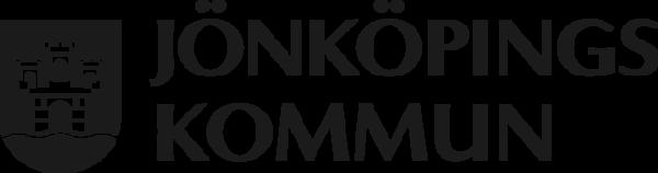 Jonkopings kommun logotyp svart